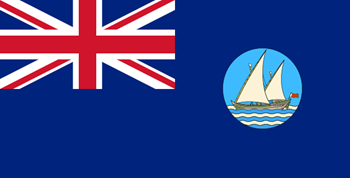 Aden Colony Flag