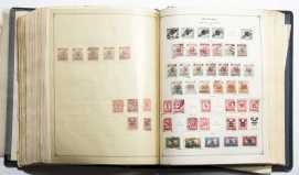 Scott International Stamp Album